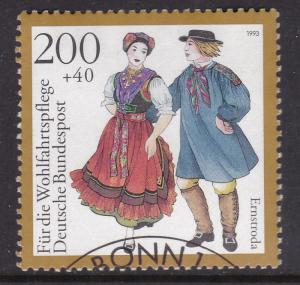 Germany MiNr 1700 / used / 1993