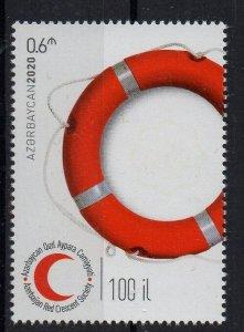 AZERBAIDJAN - 2020 - RED CRESCENT - RED CROSS -