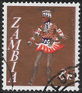 [12845] Zambia Used