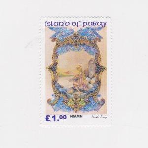 PABAY, British Local - 2004 - Celtic Goddess - Perf MNH Single Stamp