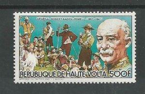 1984 Scouts Upper Volta Baden Powell