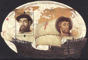 PORTUGAL 2019 MAGELLAN SHIP VICTORIA MAP EXPLORER JOINT SPAIN [#1901]