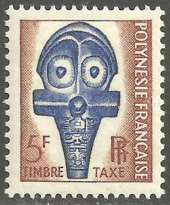 FRENCH POLYNESIA SCOTT J30