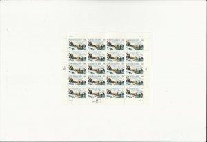 US Stamps/Postage/Sheets Sc #3235 Klondike Gold Rush MNH F-VF OG FV 6.40
