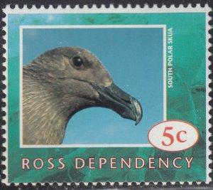 Ross Dependency 1994 MNH Sc L21 5c South polar skua Wildlife