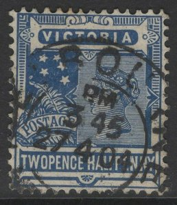 VICTORIA SG360 1899 2½d BLUE USED