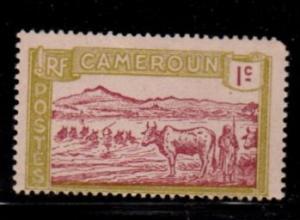 Cameroun - #170 herder & Cattle - MNH