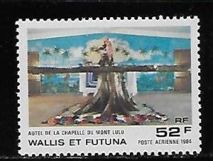Wallis and Futuna Islands C138 Altar single MNH