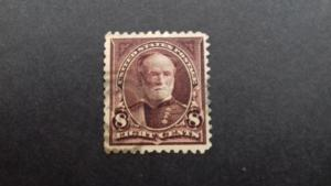United States General William T. Sherman Used