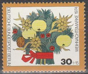 Germany #9NB114  MNH  (S7010)