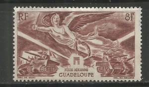 FRENCH COLONIES, C3, H, ANGEL GUADELOUPE