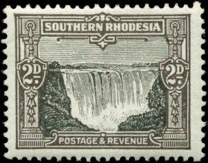 Southern Rhodesia Scott #19 SG #17 Mint Hinged