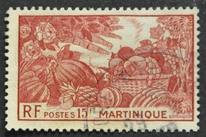 DYNAMITE Stamps: Martinique Scott #230 – USED