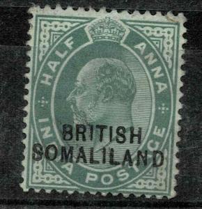 BRITISH SOMALILAND PROTECTORATE lmm
