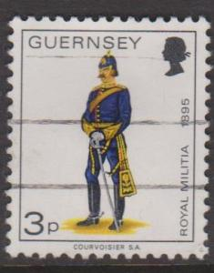Guernsey Sc#100 Used