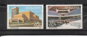 Zimbabwe 523-524 MNH