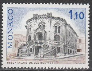 Monaco #1142 MNH  (S1452)