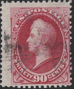 U.S. 166 Used F+VF (31120)