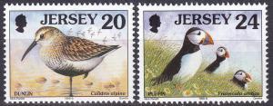 Jersey #781a-782a MNH (A19174)