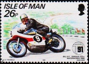 Isle of Man. 1991 26p S.G.480 Fine Used