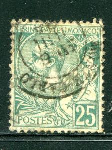 Monaco #20 Used VF