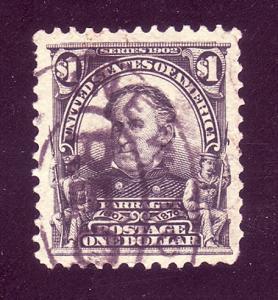 311 Used,  $1 Farragut,  scv: $95
