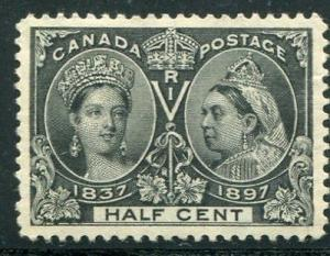 Canada #50  Mint  XF
