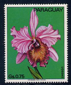 Paraguay Scott # 1531g, mint