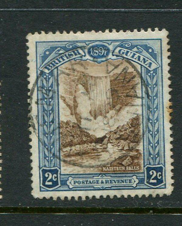 British Guiana #153 Used