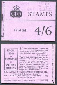 L16g 4/6 Graphite Booklet June 1959