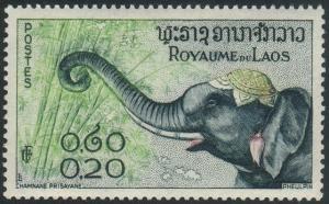 Laos#42 - Elephant - MNH (La)