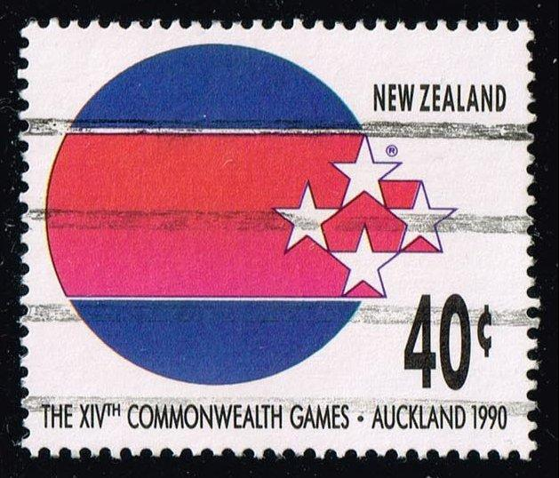 New Zealand #970 Commonwealth Games; Used (0.45)