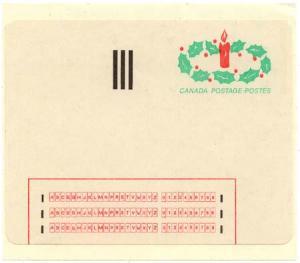 Canada - 1983 Stick N Tic Experimental Label mint #1-ST