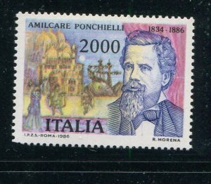 Italy #1656 MNH  - Make Me A Reasonable Offer
