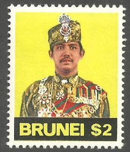 BRUNEI SCOTT 207