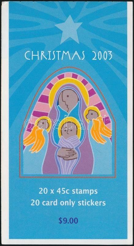 Australia stamp Christmas stamp-booklet MNH 2003 Mi MH 175 (2278) WS192549