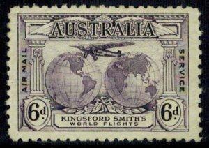 Australia Scott C2 Unused no gum.