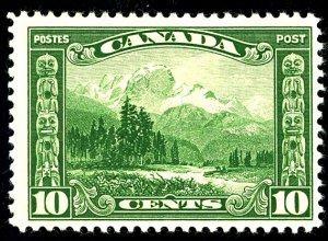 Canada #155 MINT OG LH