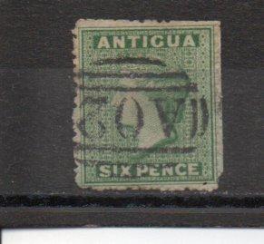 Antigua 4a used