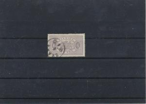 Sweden 1881 6 Ore Grey Used Official Stamp CAT£225 Ref: R7478