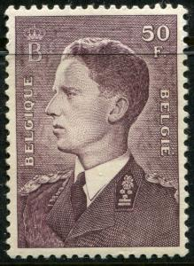 BELGIUM # 449a Very Fine Never Hinged Issue - KING BAUDOUIN - S5685