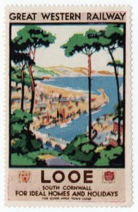 (I.B) Cinderella Collection : Resorts by Railway (Looe)