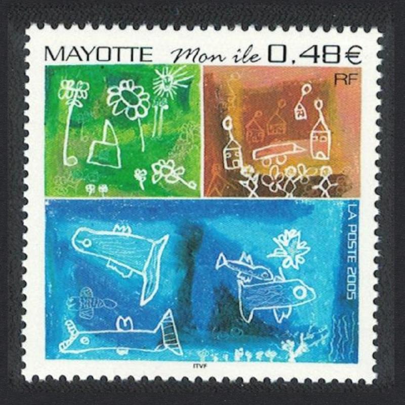 Mayotte My Island SG#213