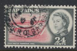 Barbados SG 308 Used