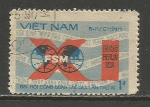 Viet Nam (North)   #1676  Used  (1986)  c.v. $0.40