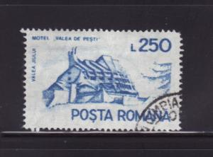 Romania 3681 U Building, Motel Valea de Pesti