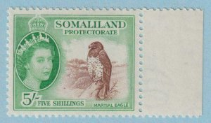 SOMALILAND PROTECTORATE 138  MINT NEVER HINGED OG ** NO FAULTS EXTRA FINE !