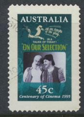 Australia SG 1536  Used self adhesive