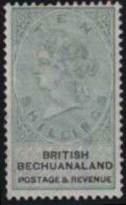 Bechuanaland 1887 SC 20 MLH