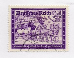 Germany 1943 Early Issue Fine Used 24pf. NW-100738